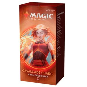MtG: Challenger Decks 2020: Cavalcade Charge – EN