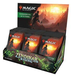 MtG: El Resurgir De Zendikar – Draft Booster Box (36) – EN