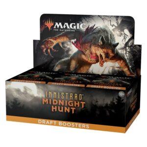 MTG: Innistrad Midnight Hunt Draft Booster Box (36u) (EN)