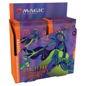 MTG: Innistrad Midnight Hunt Collector Booster Box (12) (EN)
