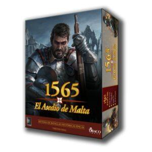 1565 El Asedio De Malta