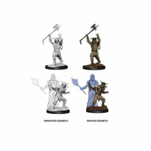 Dungeons & Dragons: Male Human Barbarian