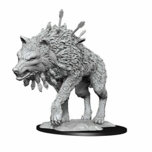 Magic The Gathering: Unpainted Miniatures Cosmo Wolf