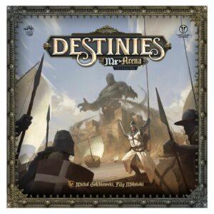 Destinies: Mar De Arena