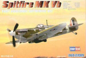 1:72 Hobby Boss 80213 Spitfire MK.Vb TROP