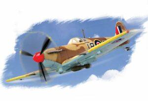 1:72 Hobby Boss 80214 Spitfire MK.Vb TROP