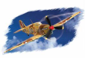 1:72 Hobby Boss 80216 Hawker Hurricane MK II TROP