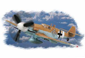 1:72 Hobby Boss 80224 Bf109 G-2/ TROP