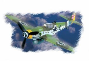 1:72 Hobby Boss 80227 Bf109 G-10