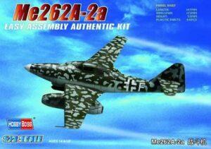 1:72 Hobby Boss 80248 Messerschmitt Me 262 A-2a