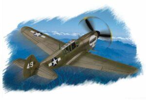 1:72 Hobby Boss 80252 P-40N Kitty Hawk