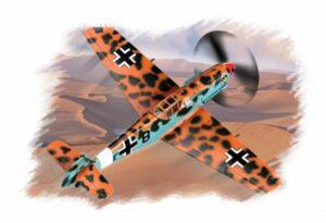 1:72 Hobby Boss 80254 Bf109E-4/7