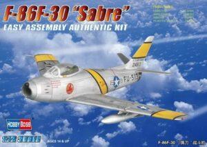 1:72 Hobby Boss 80258 F-86F-30 Sabre