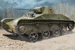 1:35 Hobby Boss: Soviet T-60 Light Tank