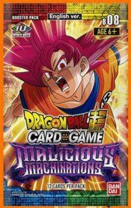 DBS: Series 8 -Malicious Machinations–[DBS-B08] Booster Pack