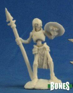 Reaper: Skeleton Guardian Spearman (3) 77239