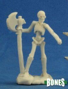 Reaper: Skeleton Warrior Axeman (3) 77243