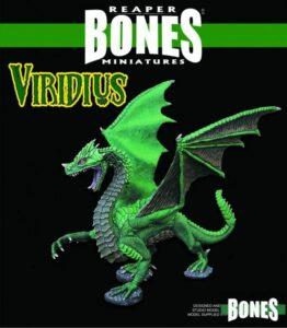 Reaper: Viridius Dragon 77555