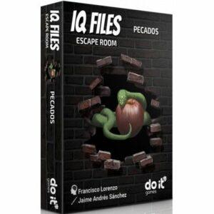 IQ Files Escape Room: Pecados