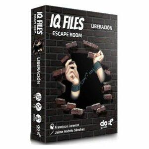 IQ Files Escape Room: Liberación