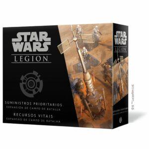 Star Wars Legion: Suministros Prioritarios