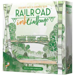 PV – Railroad Ink: Edición Verde – Lanzamiento 30/06/2