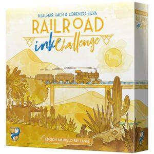 PV – Railroad Ink: Edición Amarilla – Lanzamiento 30/0