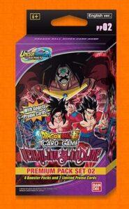 Dragon Ball Super Card Game: Premium Pack Set 02 [PP02]