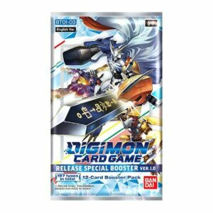 Digimon Card Game: Release Special Booster (Ingles)