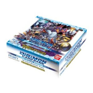 Digimon Card Game: Release Special Booster Display