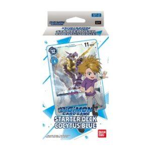 Digimon Card Game: Starter Deck Cocytus Blue ST-2 (Ingles)