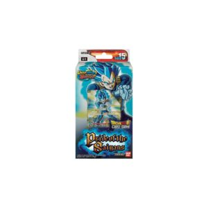 DragonBall Super TCG: Starter Deck Pride Of The Saiyans SD15