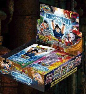 DragonBall Super TCG: Cross Spirits [B14] Box (24 Packs)