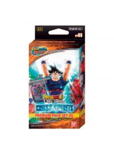 DragonBall Super TCG: Premium Pack Set 5 PP05