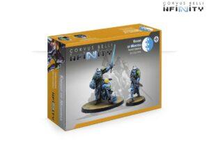 Infinity: Knight Of Montesa (Red Fury) (0895)
