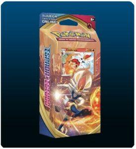 Pokemon TCG: Baraja Pokemon Espada Y Escudo – Cind