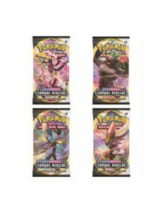 Pokemon TCG: Sobre De Choque Rebelde