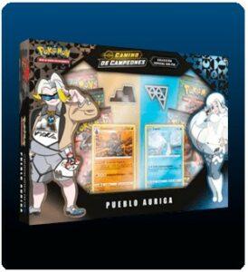 PKM TCG: Caja Camino De Campeones – Pueblo Auriga (ES)