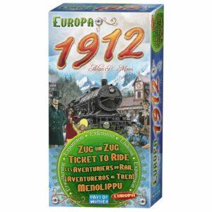 Aventureros Al Tren: Exp 1912 Europa