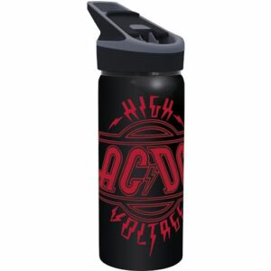 AC/DC Botella De Aluminio