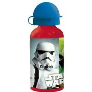 Star Wars Botella De Agua De Aluminio 400 Ml