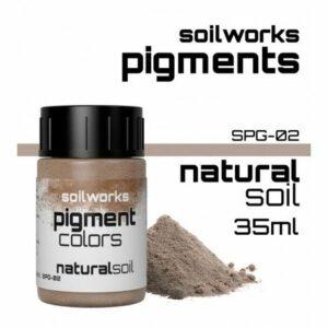 SOILWORKS: PIGMENTOS NATURAL SOIL SPG-02