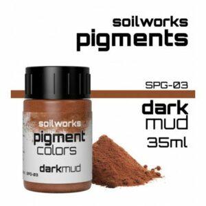 SOILWORKS: PIGMENTOS DARK MUD SPG-03
