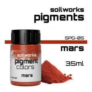 SOILWORKS: PIGMENTOS MARS SPG-05