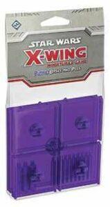 X-Wing: Set De Peanas Y Clavijas Morado