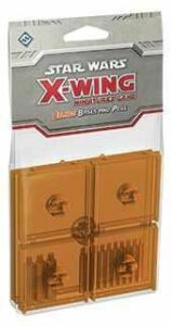 X-Wing: Set De Peanas Y Clavijas Naranja