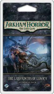 Arkham Horror LCG: The Labyrinths Of Lunacy (Ingles)