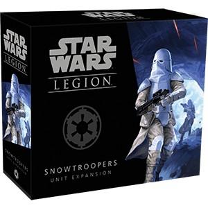 Star Wars Legion: Imperial Snowtroopers (Ingles)