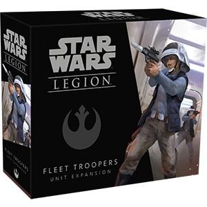 SW Legion: Soldados De Flota / Fleet Troopers (EN)
