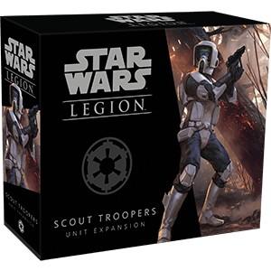 SW Legion: Soldados Exploradores // Scout Troopers
